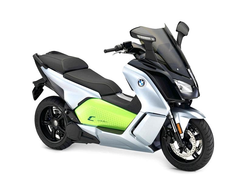 BMW C Evolution (2014 onwards) motorcycle