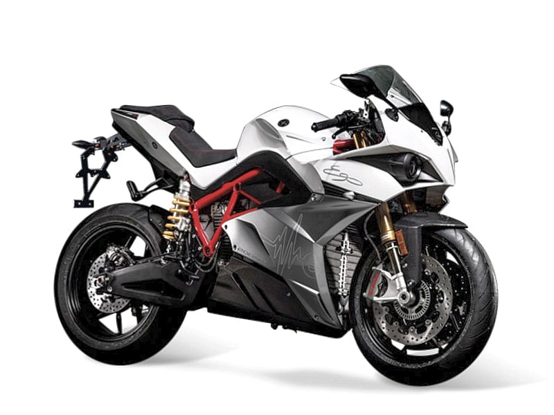 Energica Ego (2016 onwards) motorcycle