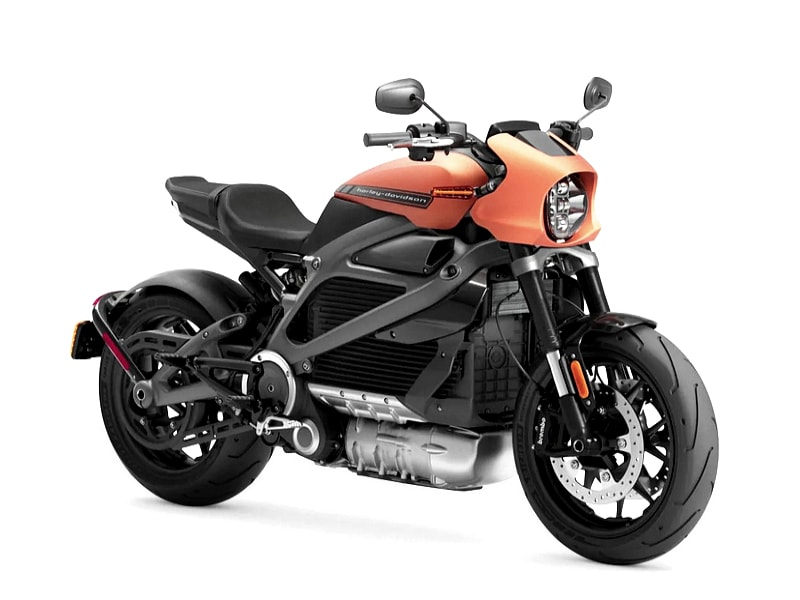 Harley Davidson LiveWire (2019 onwards) motorcycle