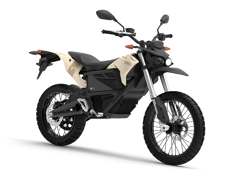 Zero FX (2019 onwards) motorcycle