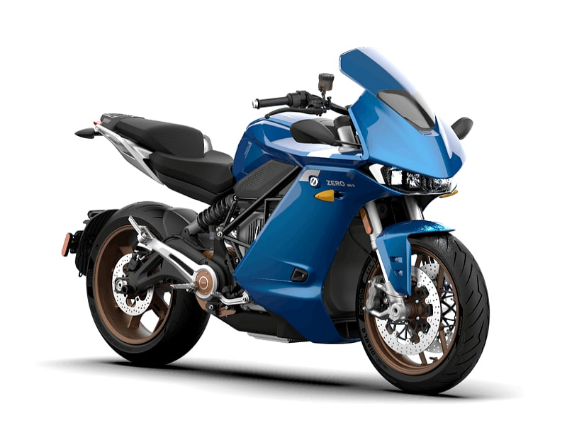 Zero SR/S (2020 onwards) motorcycle