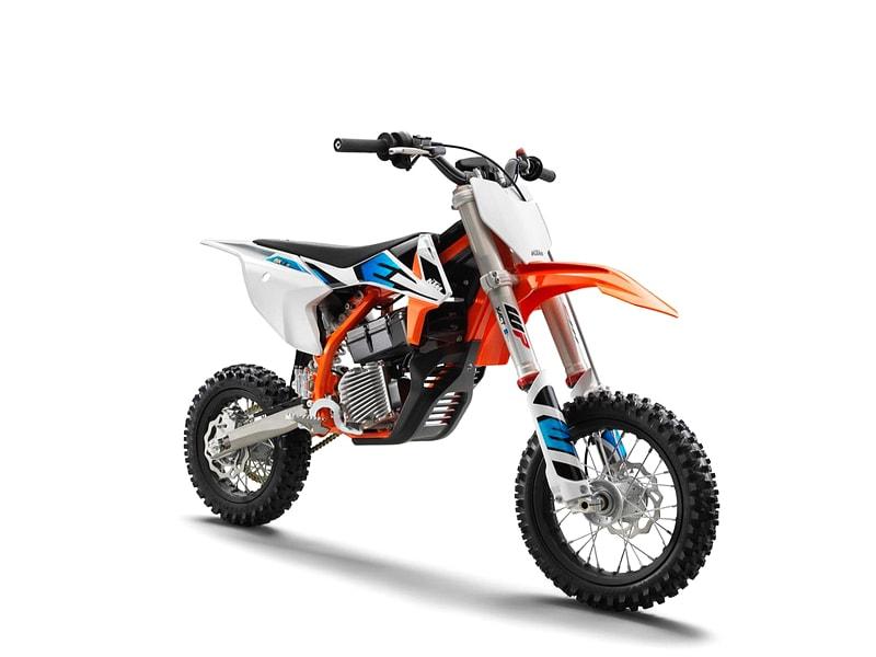 KTM SX-E 5 (2020 onwards) motorcycle